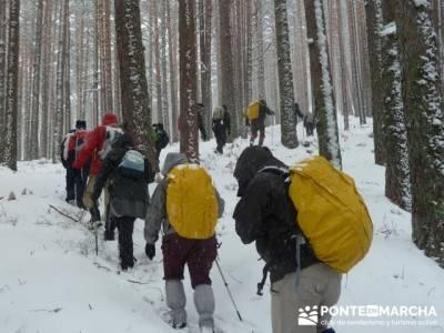 Ruta arroyo de la Chorranca; mochilas para mujeres; rutas en madrid senderismo